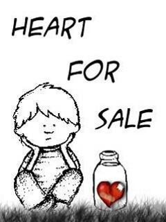 Heart For Sale Mobile Wallpaper