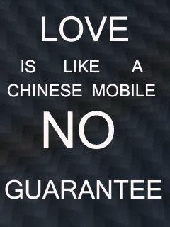 No Guarante Mobile Wallpaper