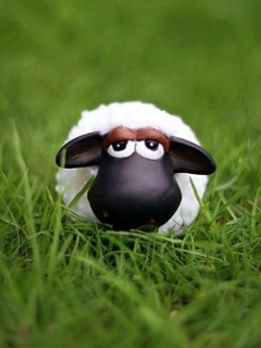 Shaun The Sheep Mobile Wallpaper