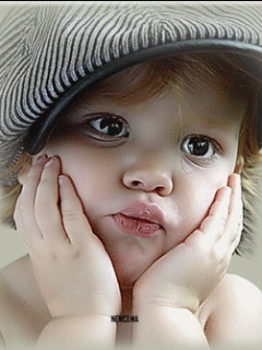 Lips Mobile Wallpaper