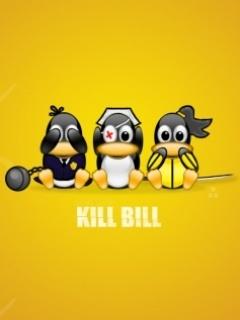 Kill Bill Mobile Wallpaper