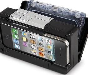 Cassette To IPod Converter Mobile Wallpaper