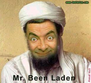 Mr. Been Laden Mobile Wallpaper