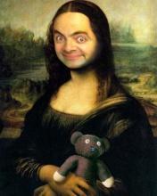 Mona Bean Mobile Wallpaper