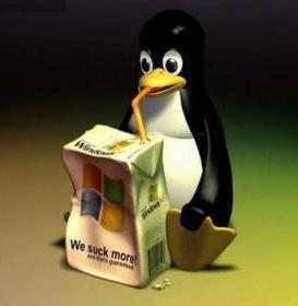 Linux Sais Windows Suck More By Adrian Mobile Wallpaper