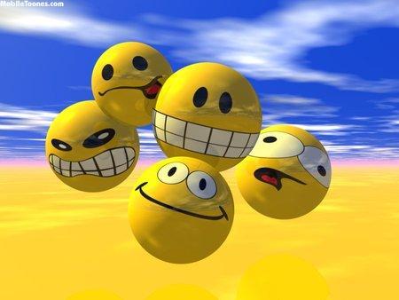 Smiles Mobile Wallpaper