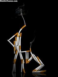 Smoke That Mobile Wallpaper
