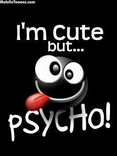Download Psycho Mobile Wallpaper Mobile Toones