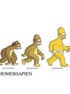 Homersapiens Mobile Wallpaper