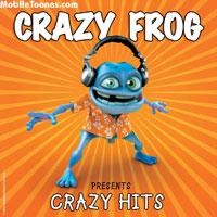 Crazy Frog Crazy Hits Mobile Wallpaper