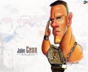 JOHN CENA BY SHAHID Mobile Wallpaper