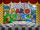 Paper Mario Mobile Wallpaper