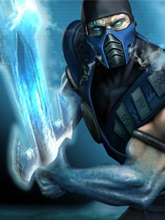 Sub-Zero Mobile Wallpaper