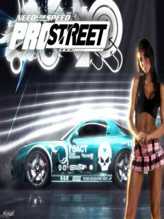 Pro Street Wallpaper Mobile Wallpaper