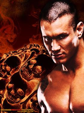 Orton Mobile Wallpaper