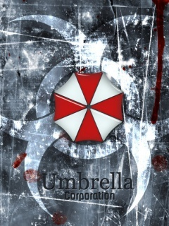 Umbrella Corp Mobile Wallpaper