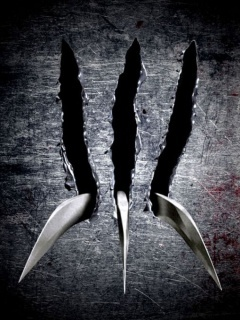 Wolverine Claw Mobile Wallpaper