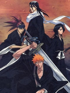 Bleach Mobile Wallpaper