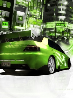 Carbon Mobile Wallpaper