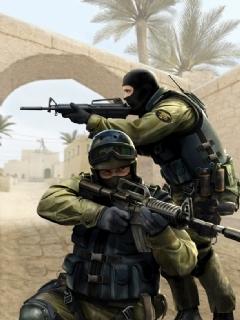 Counter Strike1 Mobile Wallpaper
