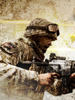 Call Of Duty 3 Mobile Wallpaper