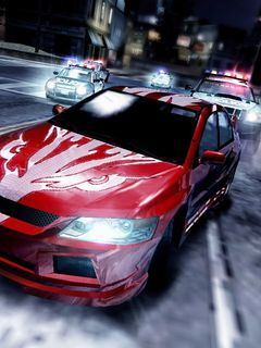 Need For Speed 321 Mobile Wallpaper