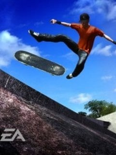 Skate 1 Mobile Wallpaper