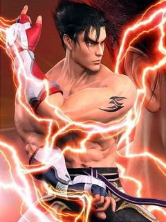 Tekken - Pm Mobile Wallpaper