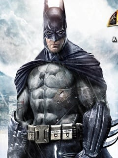 Bat Man  Mobile Wallpaper