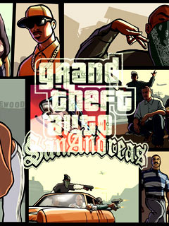 Grand Theft Auto Sand Mobile Wallpaper