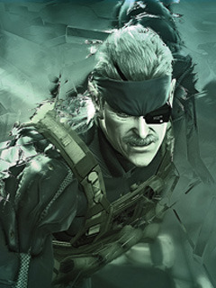 Mgs Solids Mobile Wallpaper