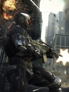 Crysis2wal Mobile Wallpaper