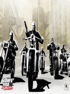 Grand Theft Autos Mobile Wallpaper