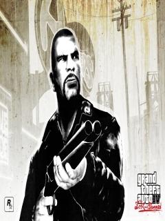 Grand Theft Mobile Wallpaper