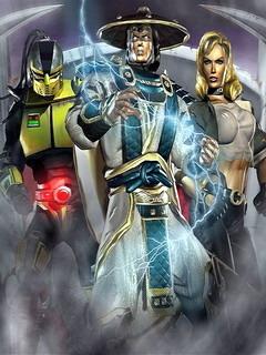 Mortal Komb Mobile Wallpaper