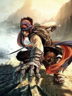 Prince Of Persiae Mobile Wallpaper