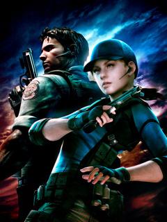 Resident Evil 5 Mobile Wallpaper