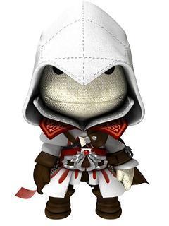 Sackboy Ezio Auditor Mobile Wallpaper