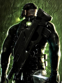Splinter Cells 4 Mobile Wallpaper