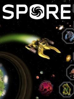 Spore Mobile Wallpaper