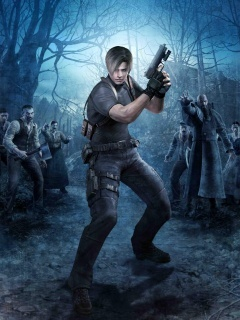 Resident Evil 4 Mobile Wallpaper