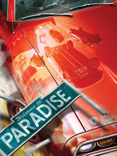 Burnout Paradise Mobile Wallpaper
