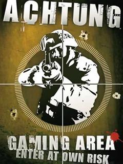 Gaming Area  Mobile Wallpaper