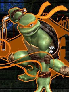 Ninja Turtles Mobile Wallpaper