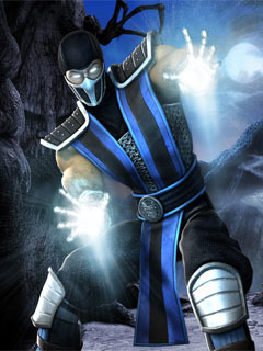 Subzero Mobile Wallpaper
