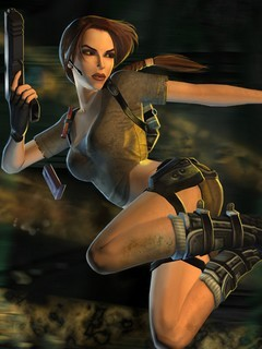 Tombraider Mobile Wallpaper