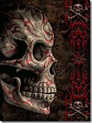 Skull Mobile Wallpaper