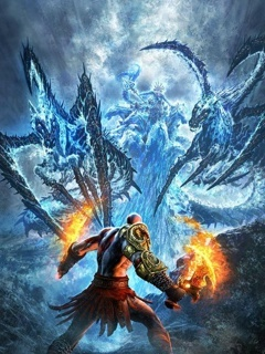 God Of War Mobile Wallpaper