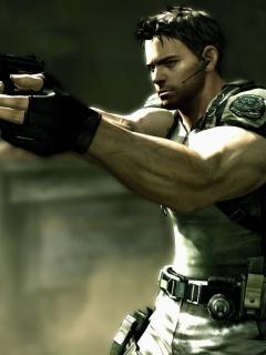 Resident Evil5 Mobile Wallpaper