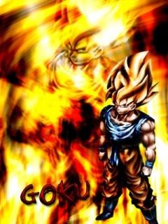 Ssj Goku Mobile Wallpaper
